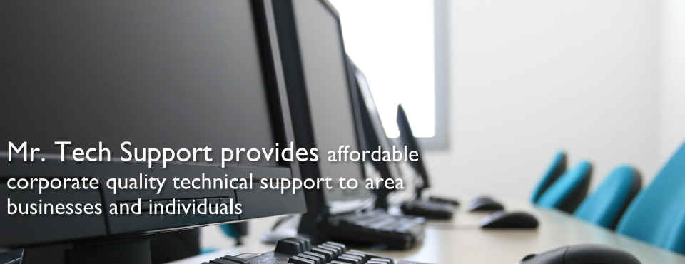 Technical Support for Business and Home in Richmond, VA